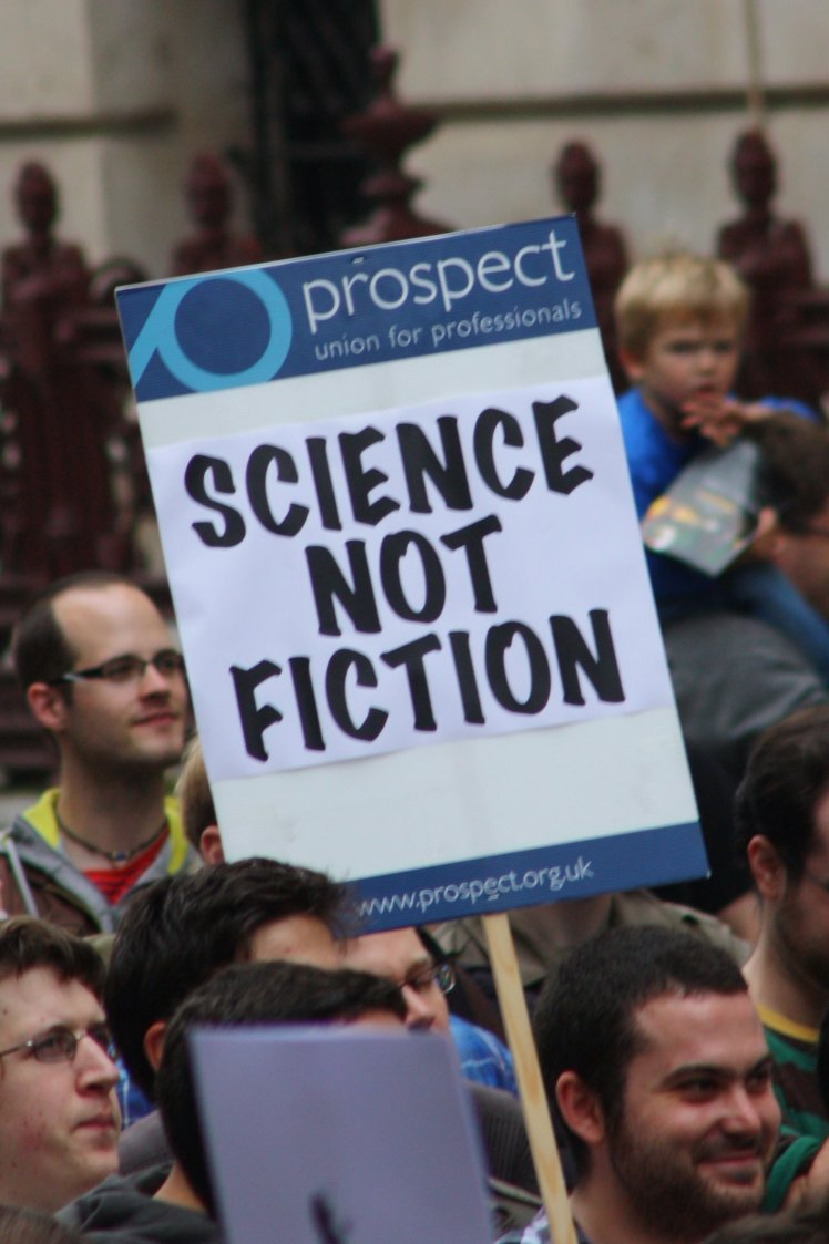 Science not fiction