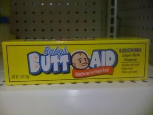 Butt Aid?