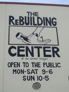 The ReBuilding Center