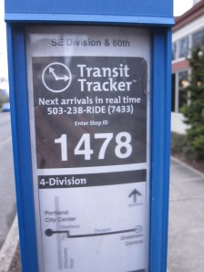Trimet Transit Tracker