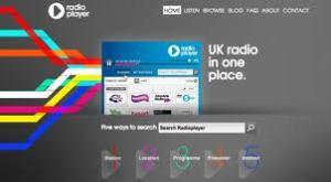 UK Radio Player