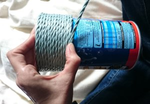 Upcycle with string